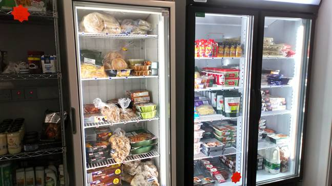 Produce provided by Fareshare for Your Local Pantry (Your Local Pantry)