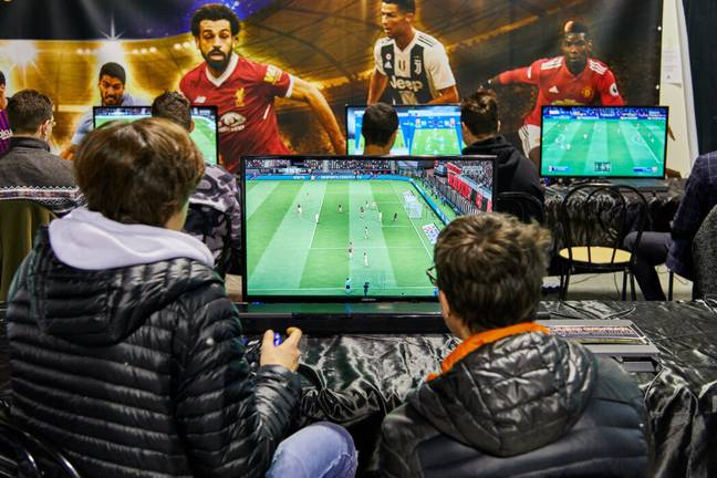 FIFA22 is one of the world's most popular games (Alamy)