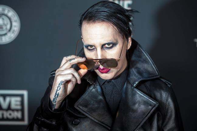 Marilyn Manson (PA Images)