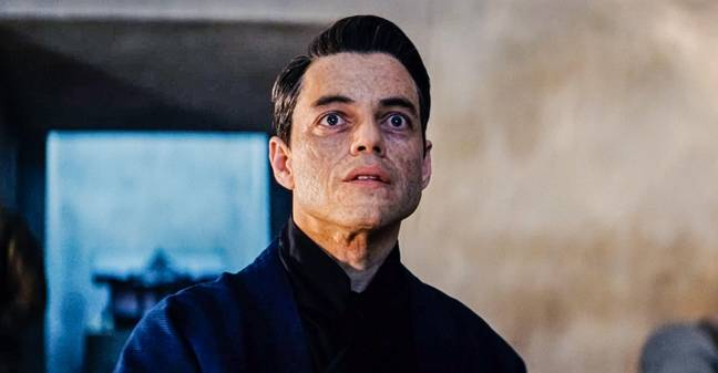 Rami Malek as Safin in No Time To Die (Alamy)